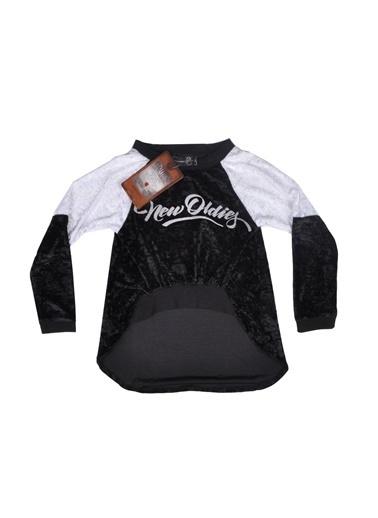 Puledro Sweatshirt Siyah